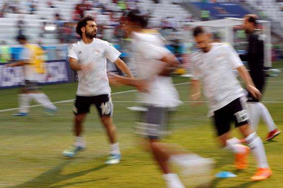 مباراة مصر والسعودية فى كاس العالم 2018 (10)