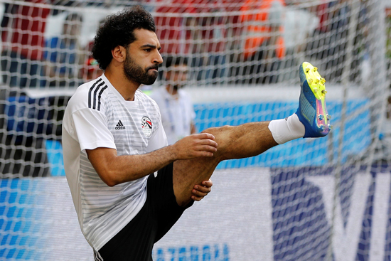 مباراة مصر والسعودية فى كاس العالم 2018 (9)