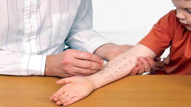 اختبار حساسية القمح عند الاطفال