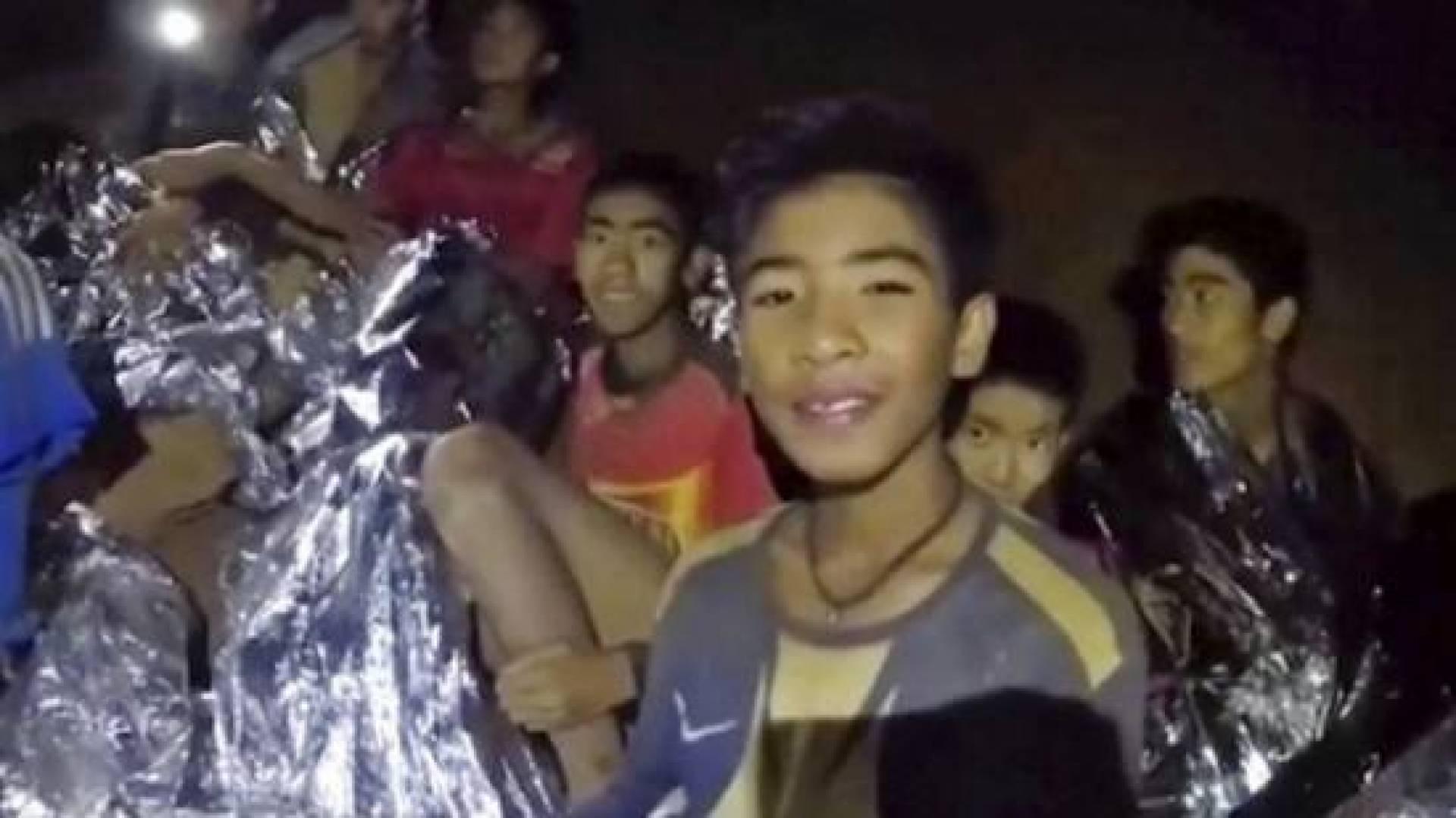 أطفال تايلاند
