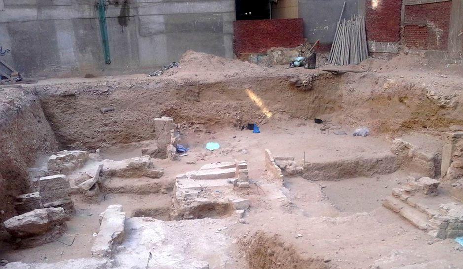 آثار كامب شيزار