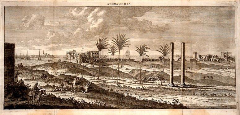 اسكندرية العثمانيين