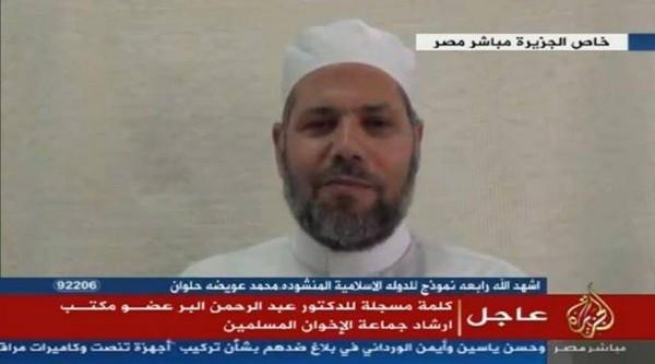عبد الرحمن البر على قناه الجزيره يحرض ضد الجيش