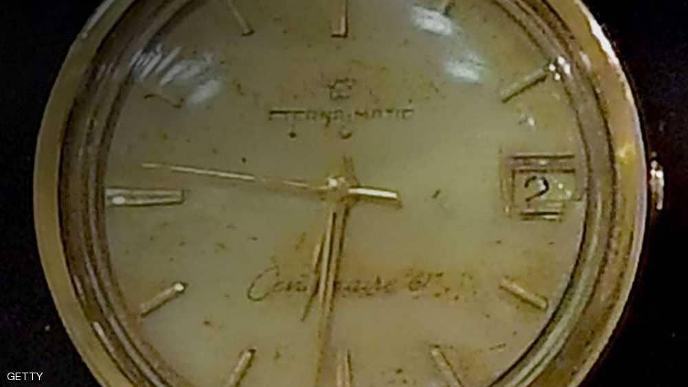 ساعة الجاسوس