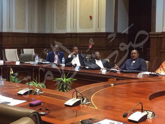 وفد زراعة البرلمان الأفريقى (4)