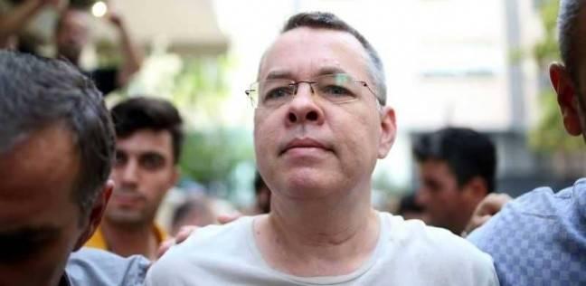 القس الأمريكي المحتجز في تركيا أندرو برونسون