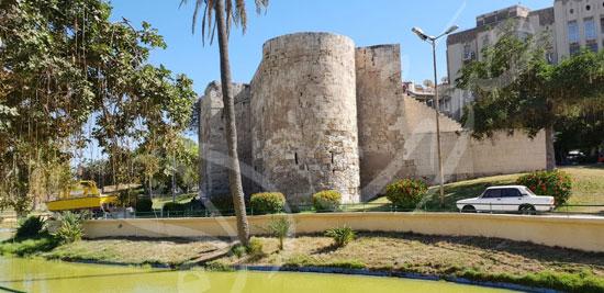 حدائق الشلالات بالإسكندرية (1)