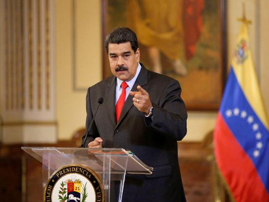 الرئيس الفنزويلي نيكولاس مادورو copy