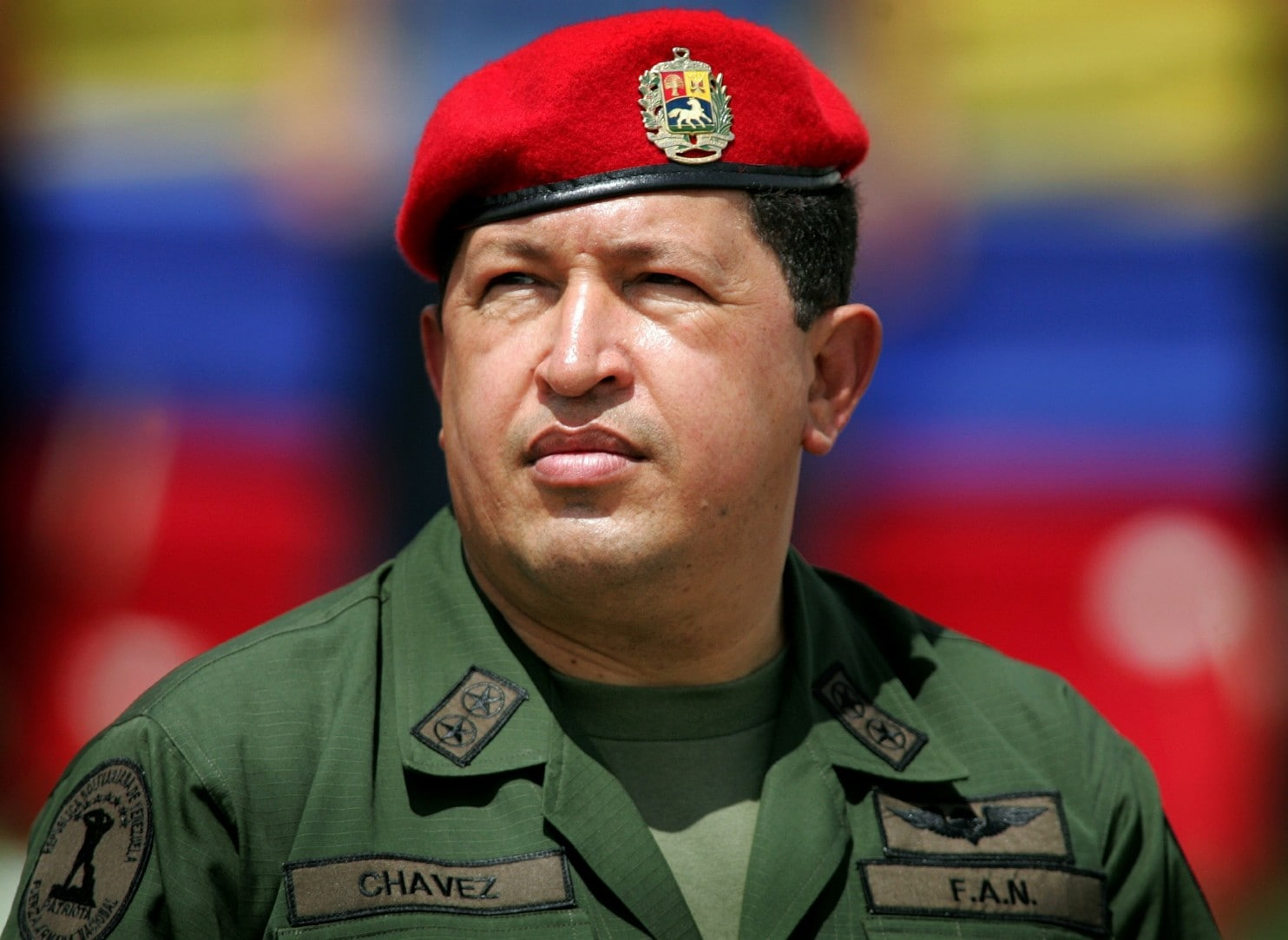 رئيس فنزويلا الراحل هوجو تشافيز