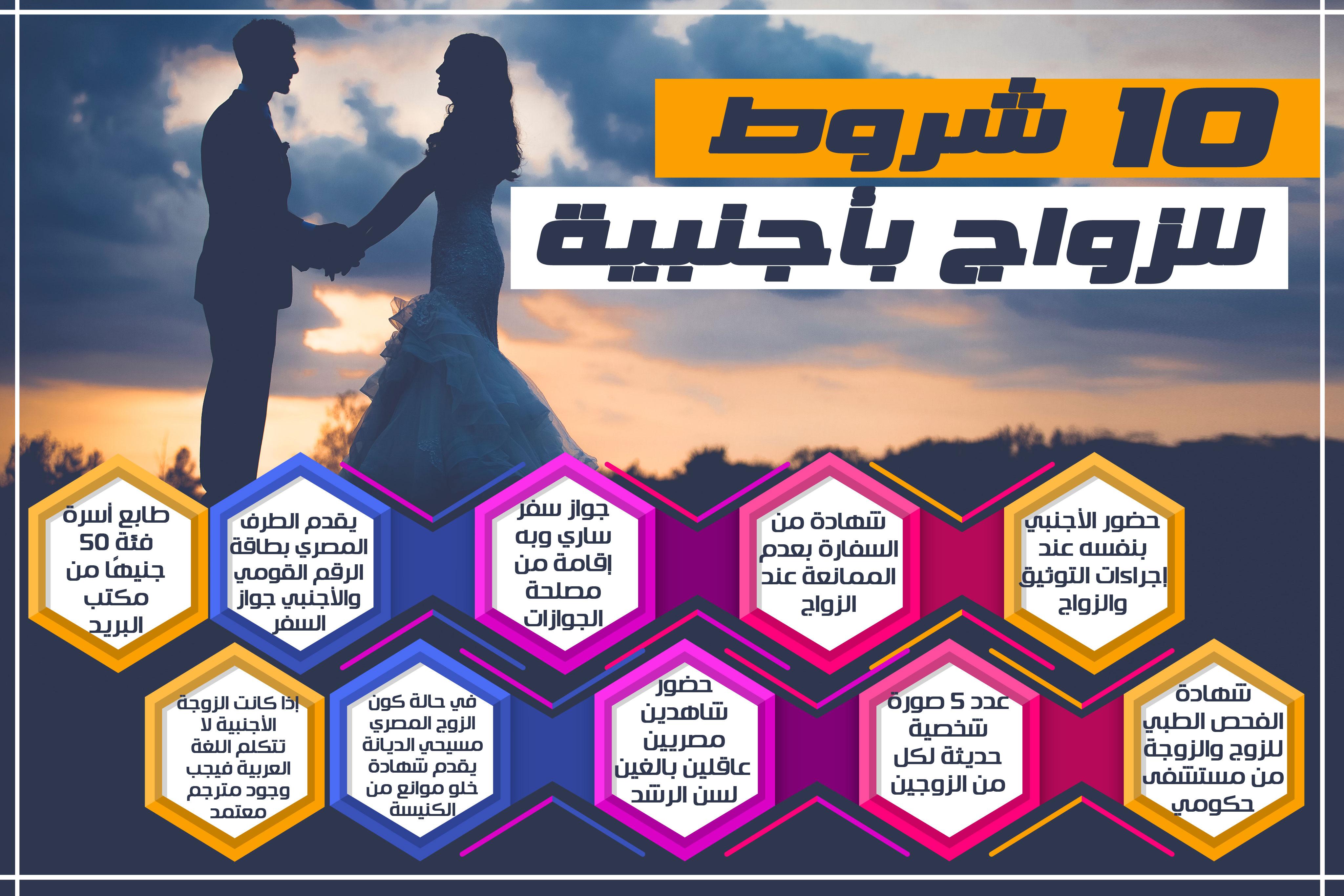 شروط صحة الزواج العرفي
