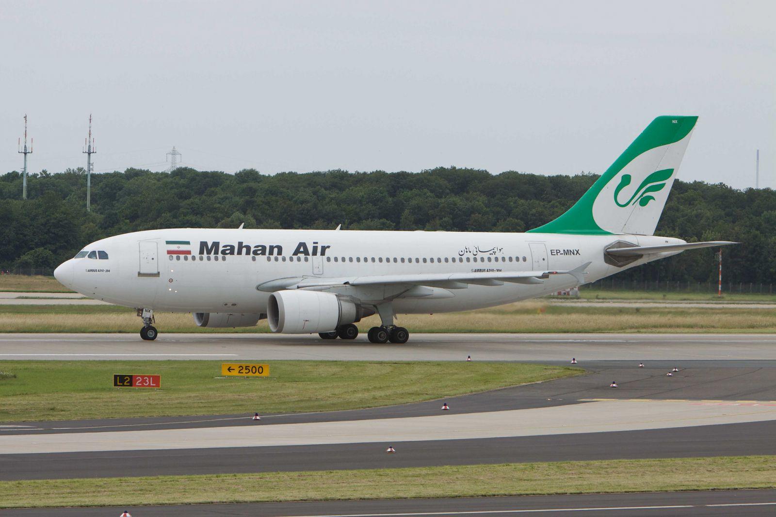Mahan-Air-flickr