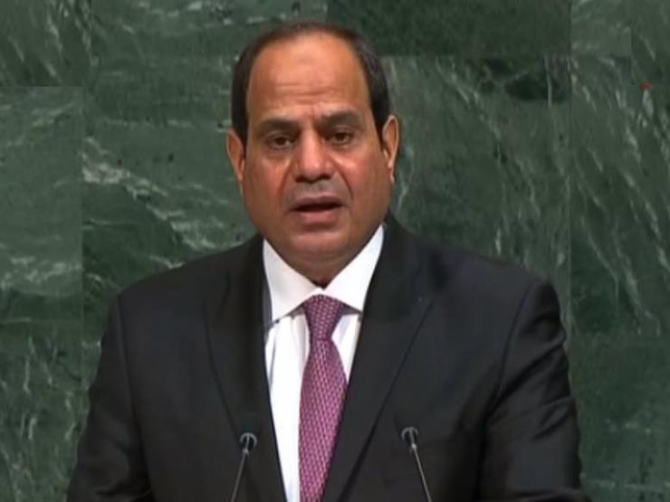 الرئيس السيسى يطالب الاسرائليين بانهاء الام الفلسطينيين