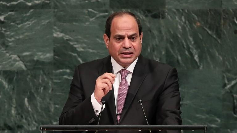 الرئيس السيسى يتحدث عن القضيه الفلسطينيه امام الجمعيه العامه للامم المتحده