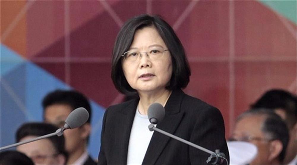 رئيسة تايوان تساي إنج ون