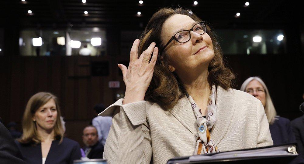 جينا هاسبل مدير الاستخبارات المركزية الأمريكية CIA