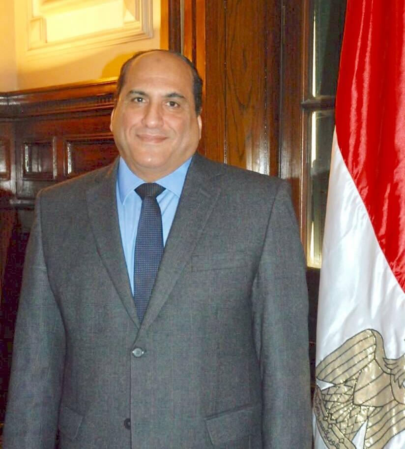 الدكتور حسن الفولي مدير الهيئة العامة للإصلاح الزراعي
