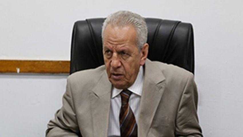 الدكتور سعد نصار مستشار وزير الزراعة واستصلاح الأراضى