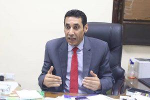 الدكتور ممدوح السباعي رئيس الإدارة المركزية لمكافحة الآفات بوزارة الزراعة