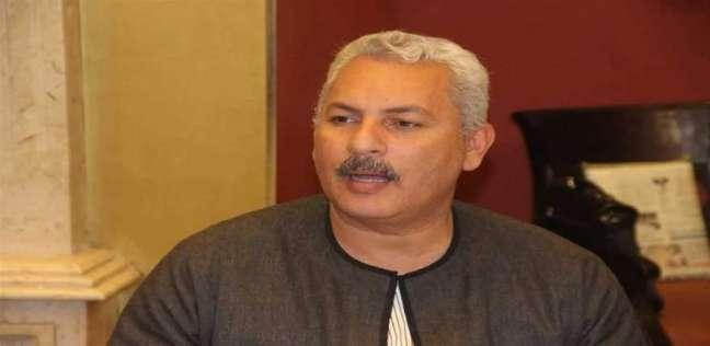 حسين عبدالرحمن أبوصدام نقيب عام الفلاحين