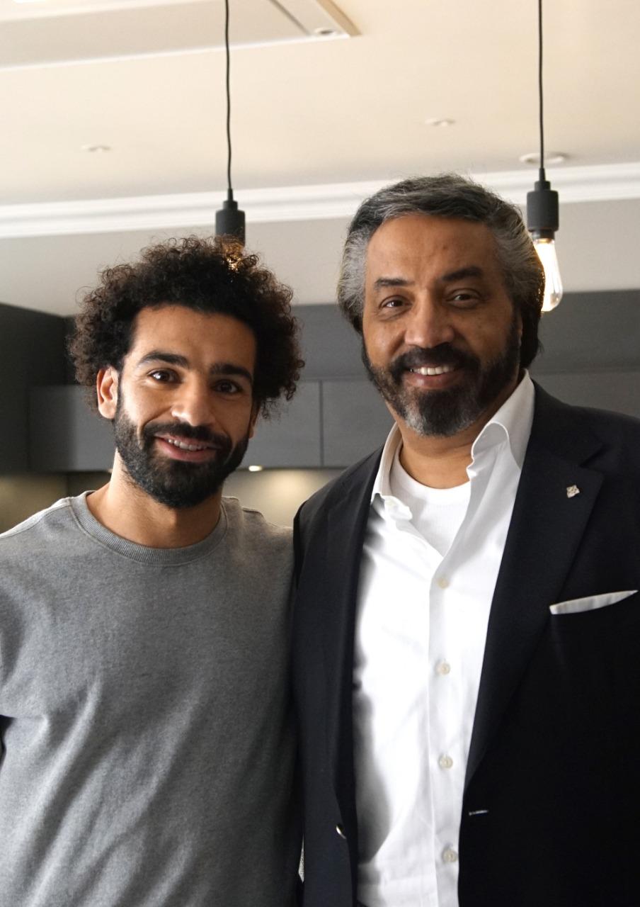 حملة للتواصل الإنساني في العالم بالتعاون مع النجم محمد صلاح  (4)