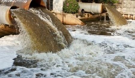 التلوث الصناعى يتسبب فى كوارث للنيل