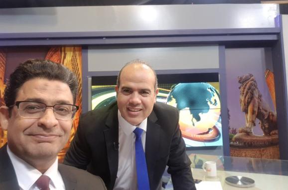 احمد عطوان وعماد البحيري