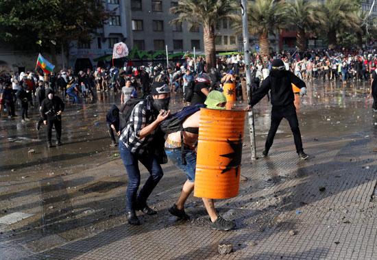 نجاح المظاهرات فى بوليفيا يفتح الباب أمام مزيد من التصعيد فى أمريكا اللاتينية