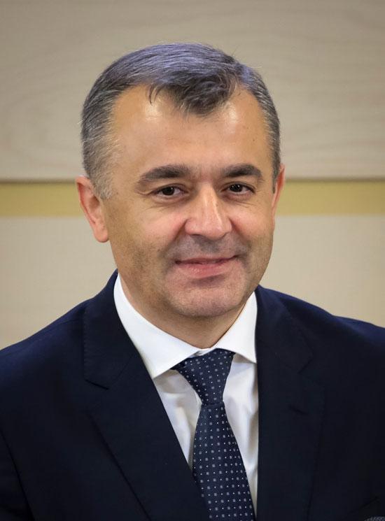 إيوان تشيتشو رئيس وزراء مولدوفا