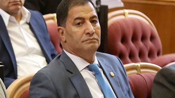 النائب البدري أبوضيف عضو لجنة الزراعة والرى