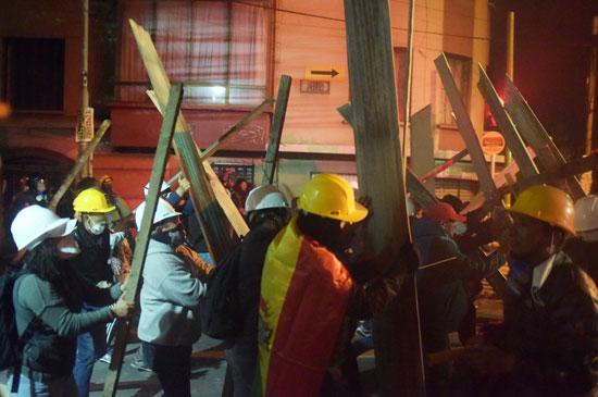 الاشتباكات أدت إلى إصابات ووفيات بين المواطنين فى الأيام الماضية