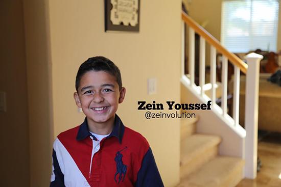 الطفل زين يوسف (18)