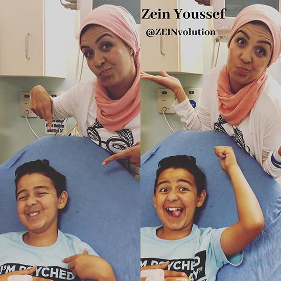 الطفل زين يوسف (13)