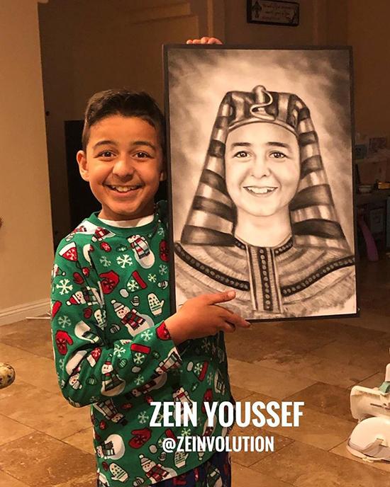 الطفل زين يوسف (23)