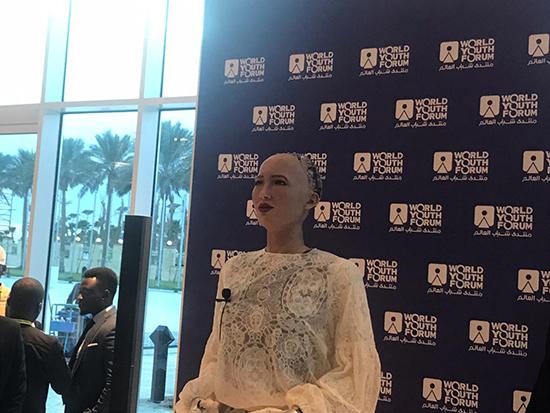 الروبوت صوفيا (13)