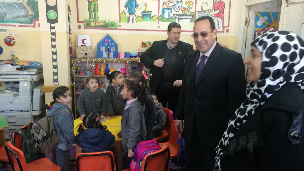 شوشة..يحذرالمواطنين من شائعاتأهل الشرويعفي مدير مدرسة لأهماله بعمله (4)