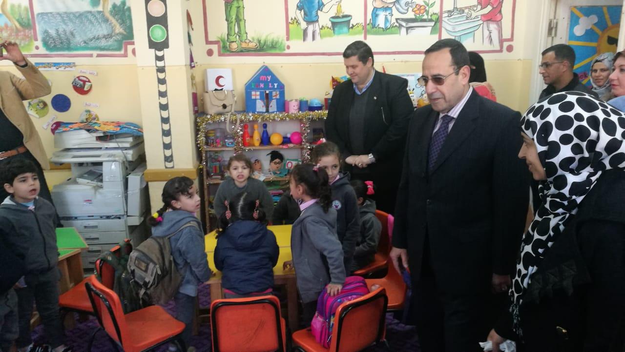 شوشة..يحذرالمواطنين من شائعاتأهل الشرويعفي مدير مدرسة لأهماله بعمله (5)
