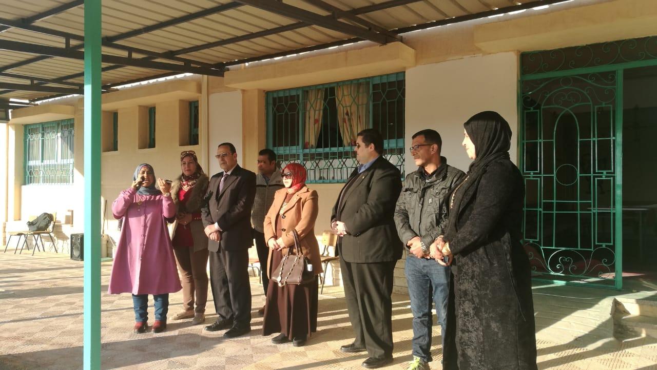 شوشة..يحذرالمواطنين من شائعاتأهل الشرويعفي مدير مدرسة لأهماله بعمله (1)