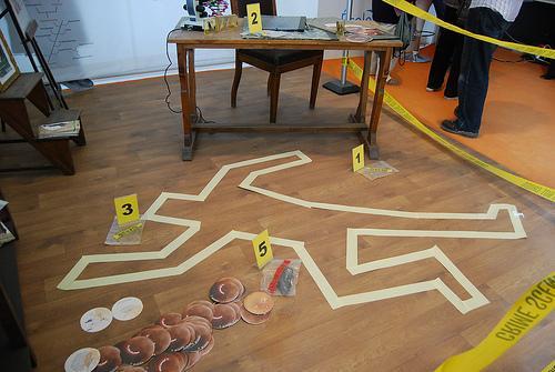 Scene-de-crime