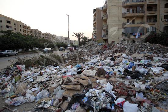 تحقيق عن المخالفات في حدائق الاهرام تصوير حازم عبد الصمد 18-11-2014 (35)