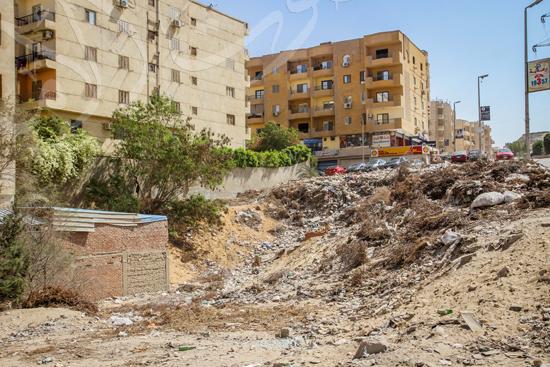 تحقيق عن إهمال منطقة حدائق الأهرام تصوير عمرو مصطفى محرر محمد سلمان  13-3-2018 (3)