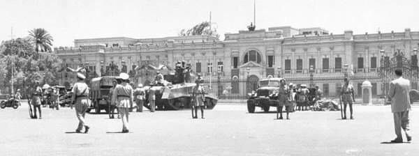 حصار الانجليز للملك فاروق (1)
