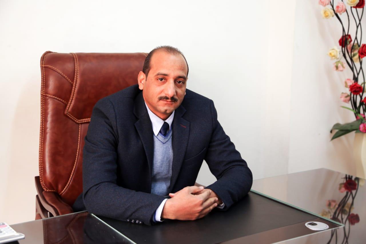المهندس محمد صبحي قطب الخبير الزراعي