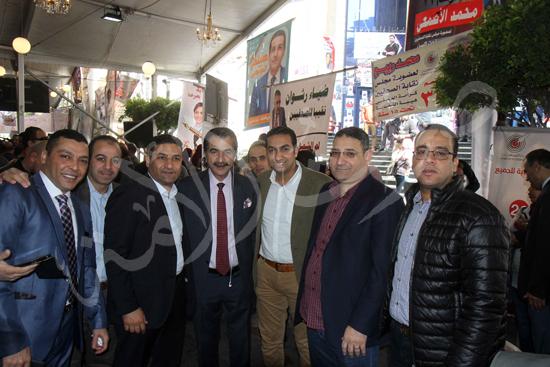 الكاتب الصحفى يوسف أيوب (7)