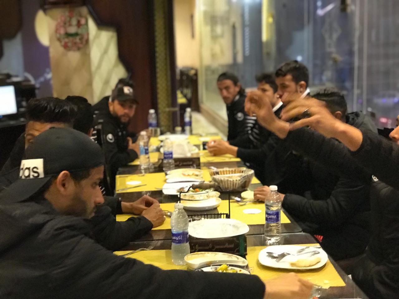 وجبات اللاعبين (1)