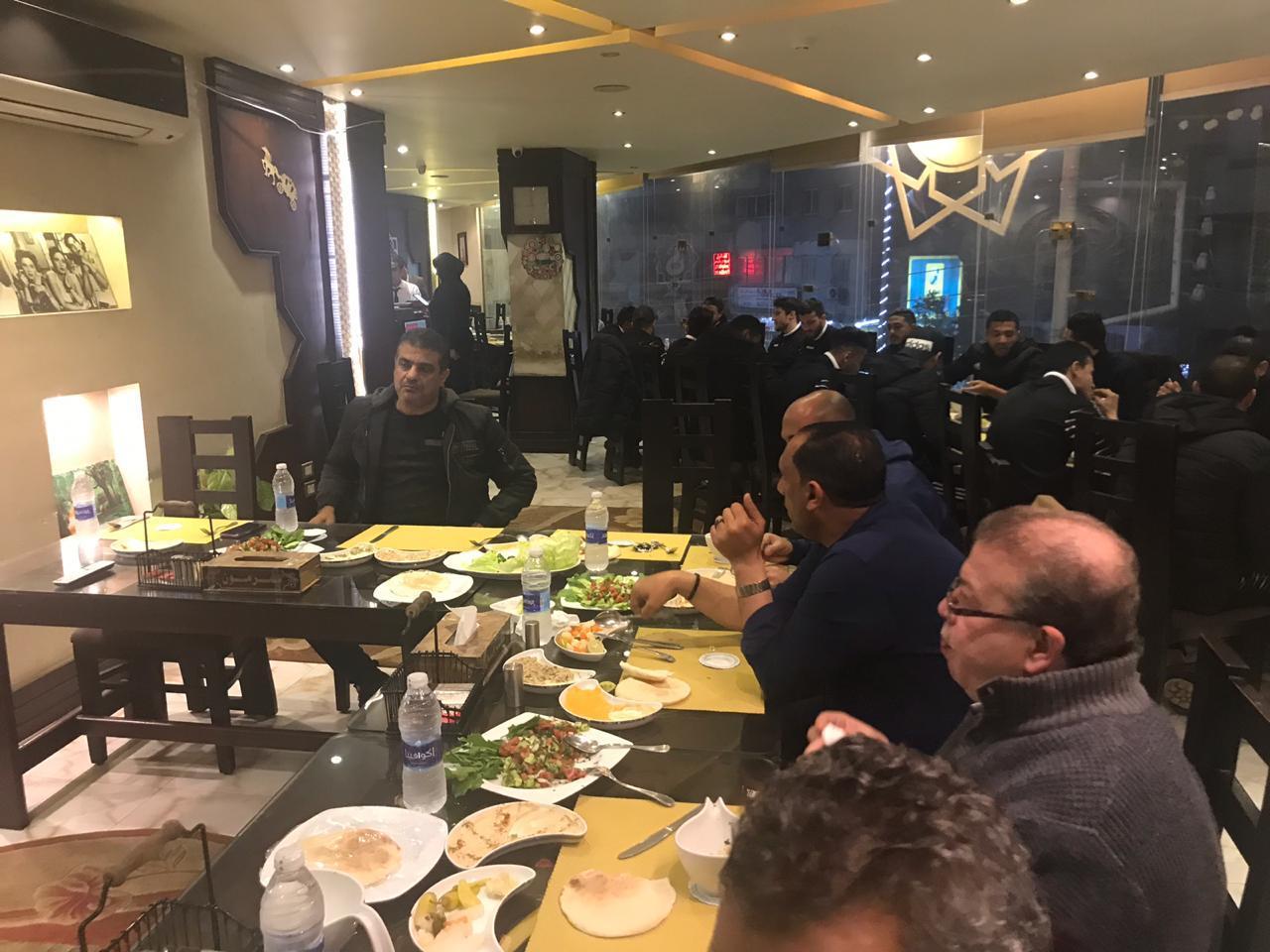 وجبات اللاعبين (2)