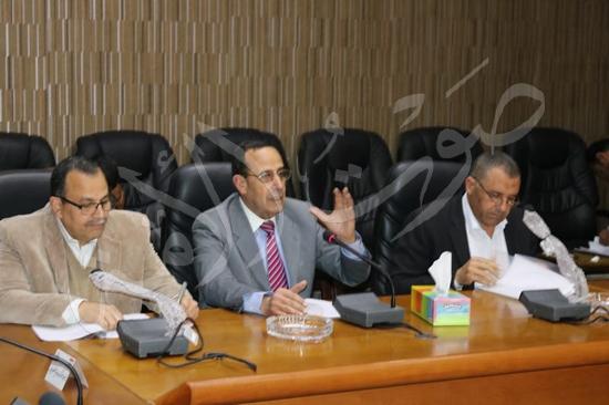 اللواء دكتور محمد عبد الفضيل شوشة (1)