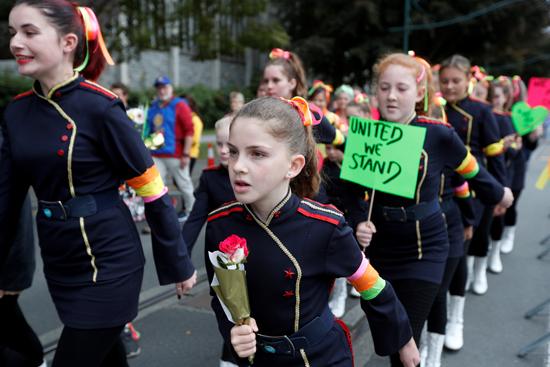 مسيرة الحب تجوب نيوزيلندا  (2)