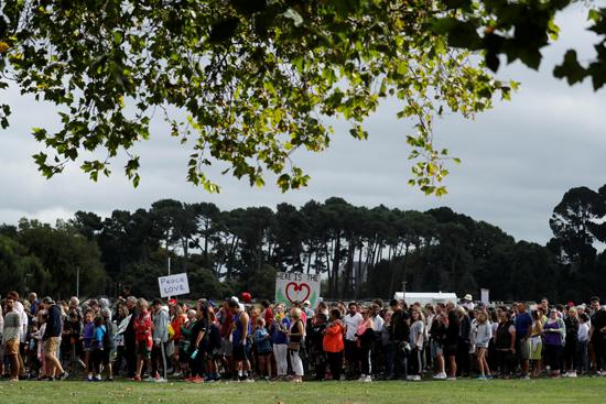 مسيرة الحب تجوب نيوزيلندا  (4)