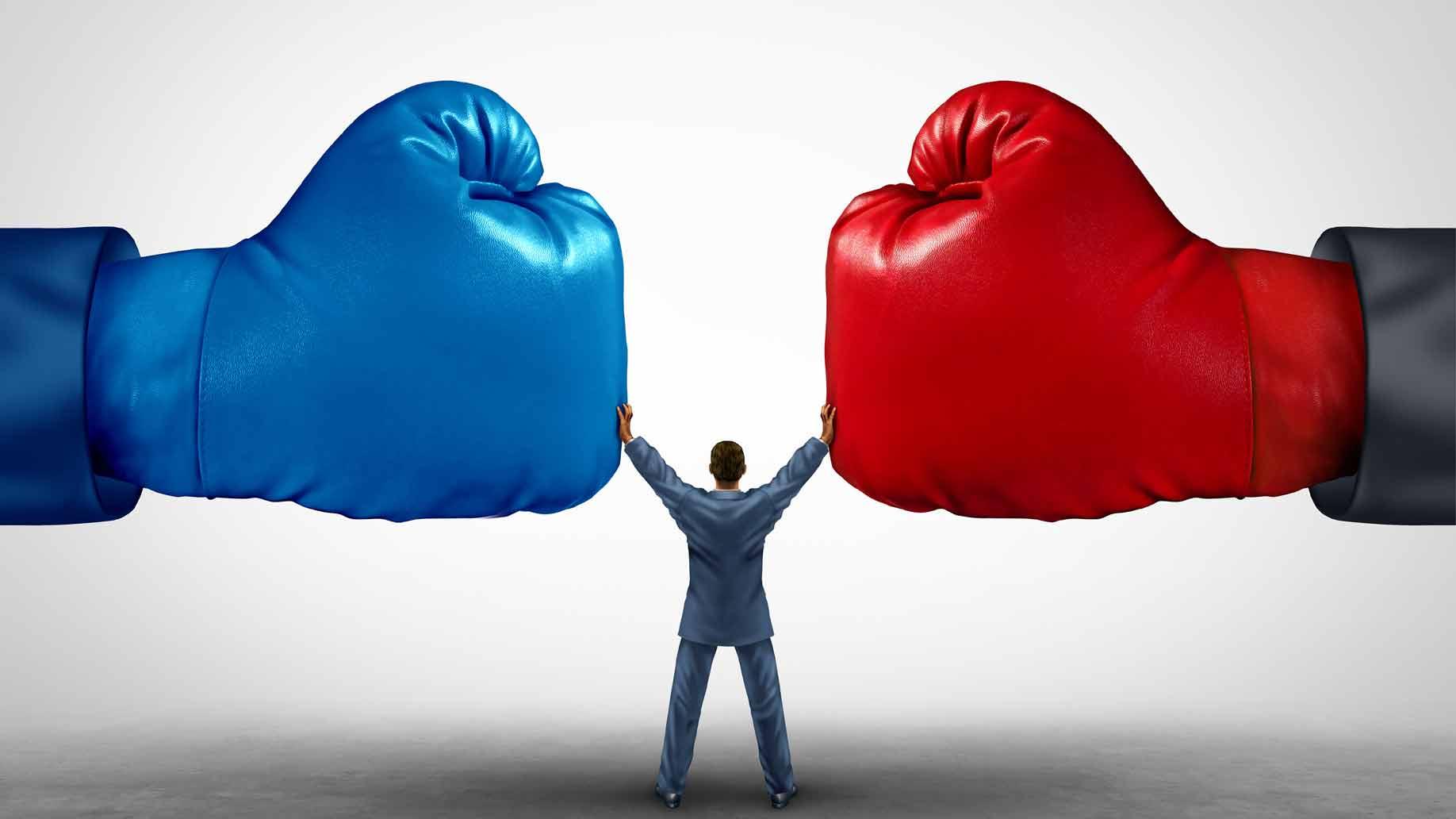 legal-mediation-boxing-gloves