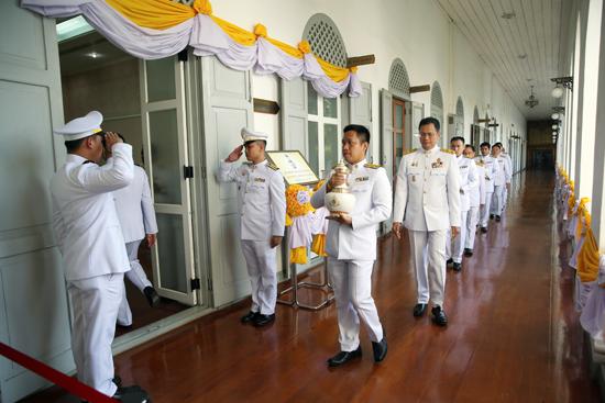 مراسم تتويج الملك الجديد فى تايلاند (4)